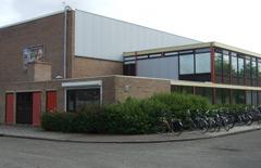 Sporthal Geestmerambacht Vlooienmarkt Locatie