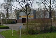Niedorphal Vlooienmarkt Locatie